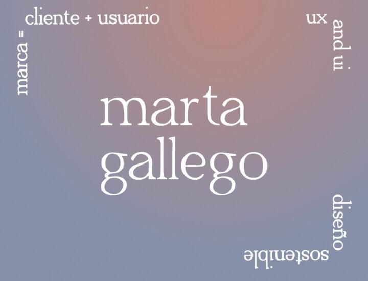 MARTA GALLEGO